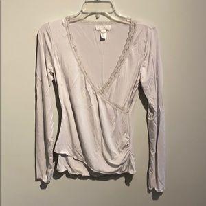 Long sleeve sleep shirt
